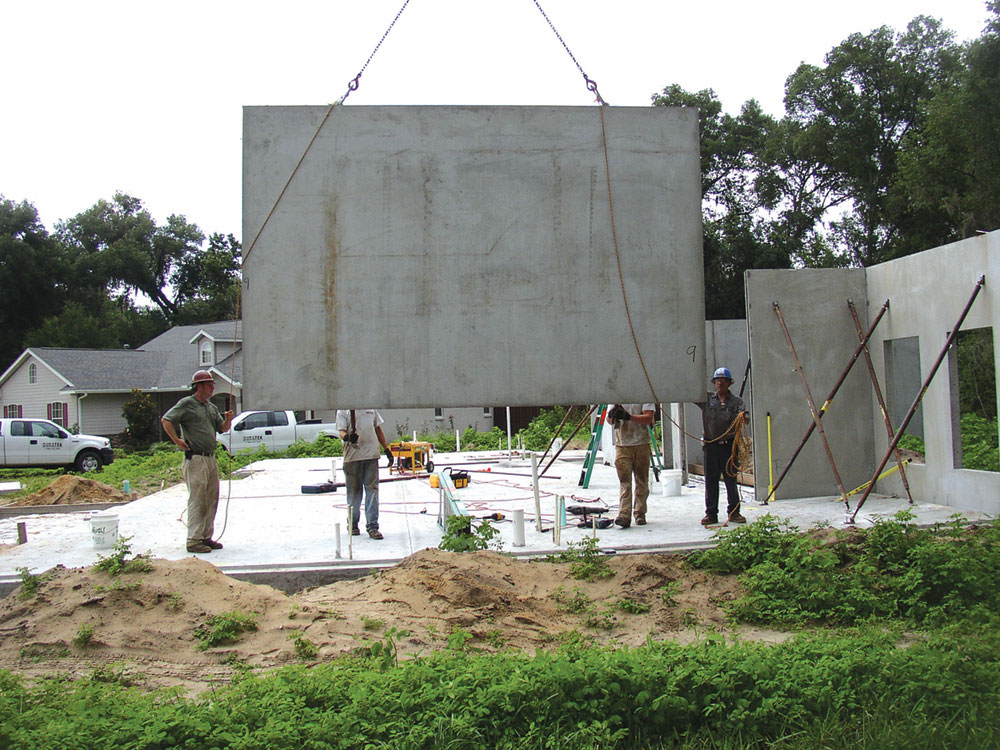 Precast Concrete Commercial Engineering